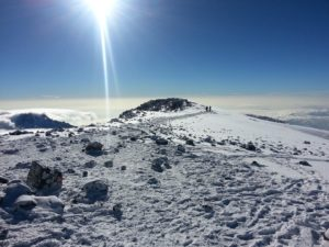 reasons to climb kilimanjaro - one of the seven summits