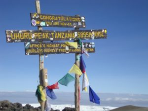 Top 8 Reasons to Climb Kilimanjaro