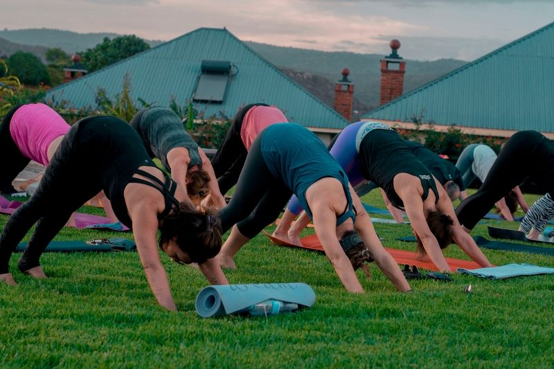 6 Days Authentic Yoga Safari. Leadwood Expeditions